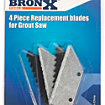 Replacement Blades for Grout Saw